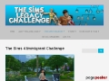 The Sims 4 Immigrant Challenge