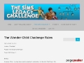 The Wonder Child Challenge