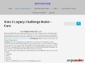 Sims 2 Legacy Challenge