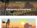 StrangerVille: A Simself Story