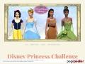 Disney Princess Challenge